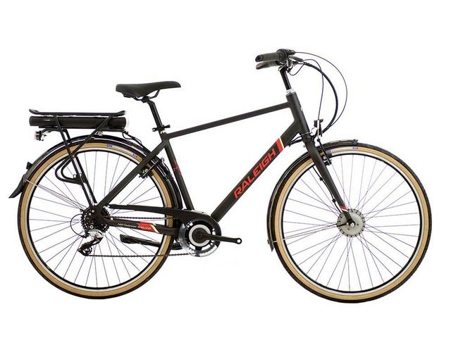 RALEIGH ARRAY CROSS BAR BLACK click to zoom image