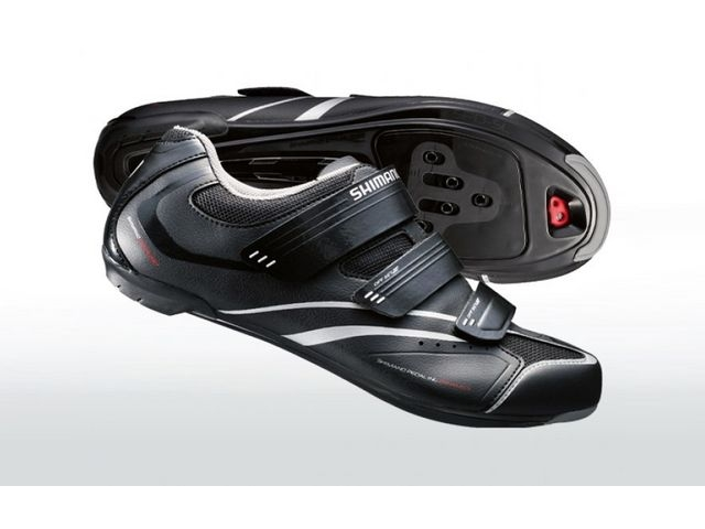 SHIMANO R078 SPD-SL shoes, black click to zoom image