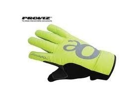 OUTEREDGE Aerotex Reflective Gloves Wind/Waterproof
