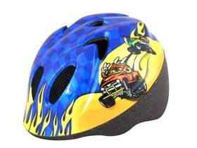 ALPHA PLUS Junior Helmet Monster Truck (XS)