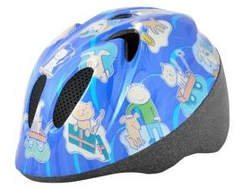 ALPHA PLUS Junior Helmet Funtime (XS)