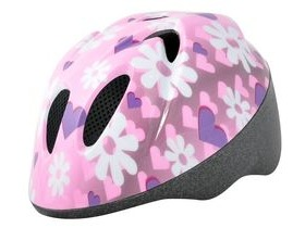 ALPHA PLUS Junior Helmet Flower (XS)