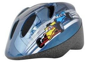 ALPHA PLUS Junior Helmet Racing