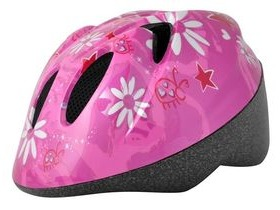 ALPHA PLUS Junior Helmet Daisy