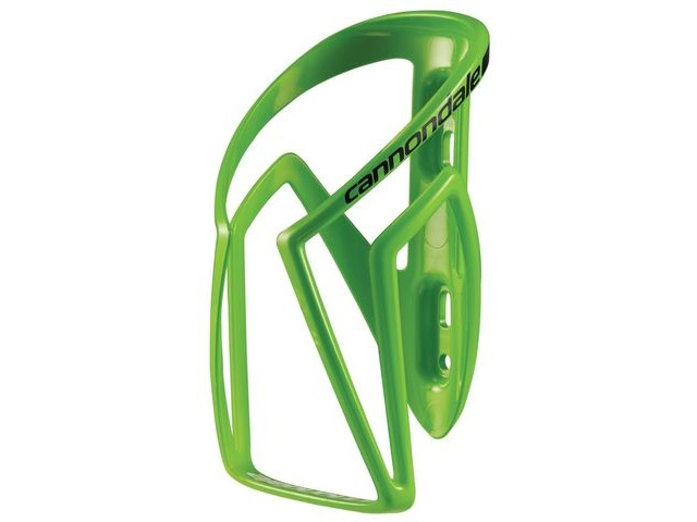CANNONDALE Nylon Speed Bottle Cage Green click to zoom image