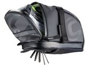 CANNONDALE Speedster 2 Seat Bag 3 sizes 2 colours click to zoom image