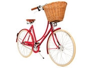 "PASHLEY Britannia 8 speed 17.5"" Red  click to zoom image"