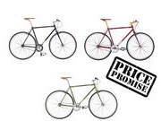 PYTHON Duke 3 colours fixie  click to zoom image