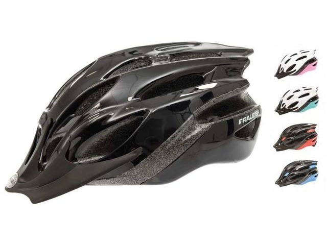 RALEIGH Mission Evo Helmet..BEST SELLER click to zoom image
