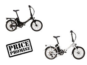 RALEIGH Stow-E-Way Folding Bike Electric