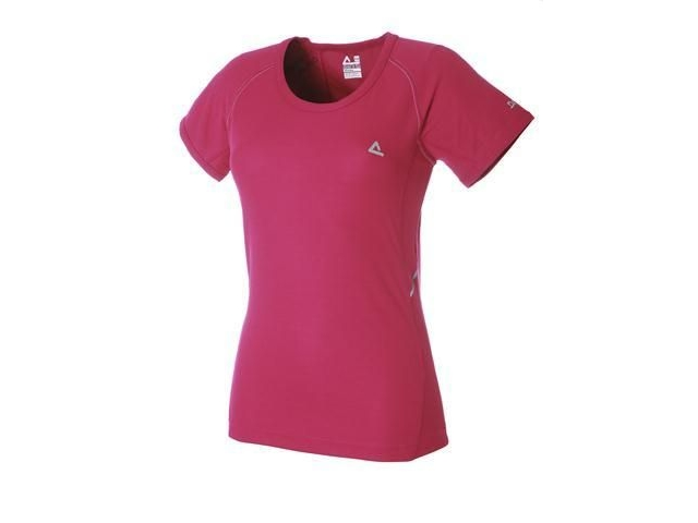 DARE2B Glowworm T Black/Purple/Pink Womens click to zoom image