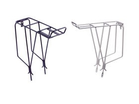 PREMIER Alloy Luggage Rack Silver or Black