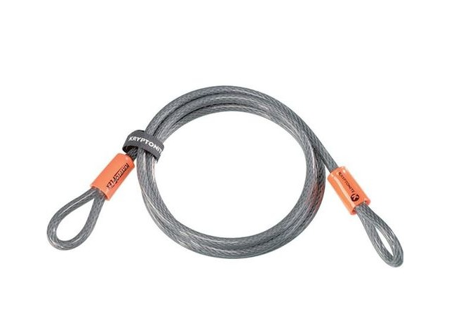 KRYPTONITE Kryptoflex Cable Lock 4 Feet (1.2 Metres) click to zoom image