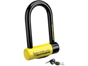 KRYPTONITE FAHGETTABOUDIT Mini U-Lock