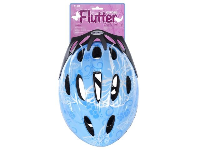 OXFORD Flutter Blue 50-54cm click to zoom image
