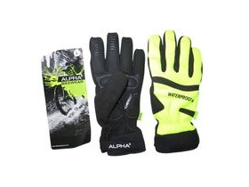 ALPHA PLUS waterproof glove