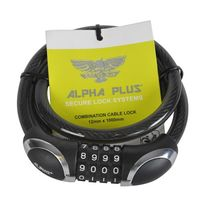 ALPHA PLUS COMBI Lock 1M