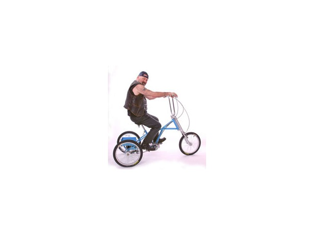 MISSION Triad 20 inch Chopper Trike click to zoom image