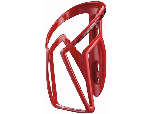 CANNONDALE Nylon Speed Bottle Cage Red click to zoom image