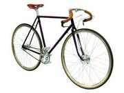 "PASHLEY Clubman Urban 24.5"" Rich Burgundy  click to zoom image"