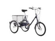PASHLEY Picador Adults Trike 15 Midnight Blue  click to zoom image