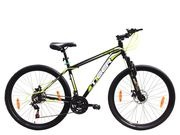 "TIGER Ace 27.5 Double disc 15"" Black & Green  click to zoom image"