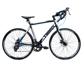 TIGER Quantum 4.0 Double disc road bike