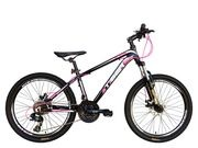 TIGER Ace 24inch  Black / Pink  click to zoom image